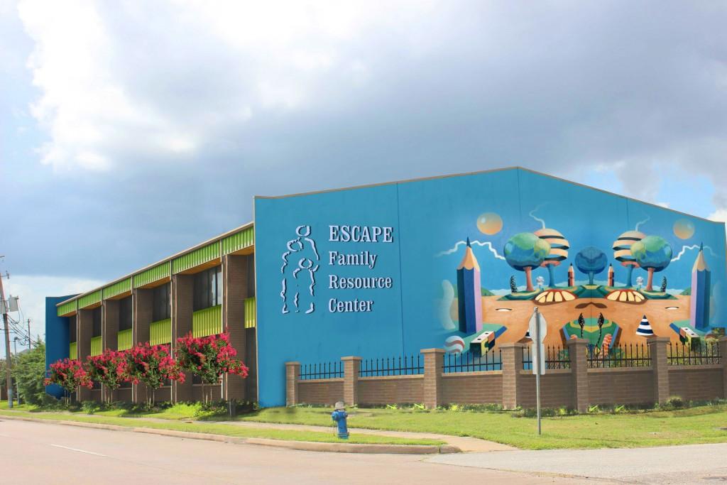 Escape Facade Perspective View
